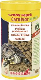 sera reptil Professional Carnivor Nature 1000ml