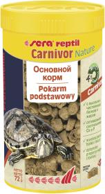 sera reptil Professional Carnivor Nature 250ml